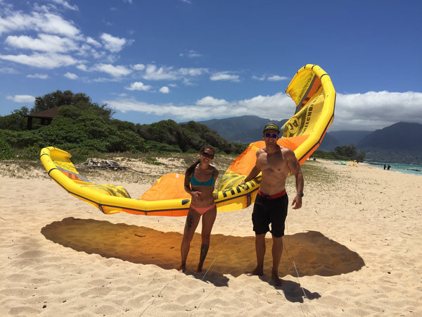 Fitness and Kiting