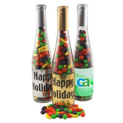 Champagne Bottle Filled with Candy