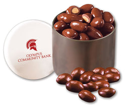Chocolate Covered Almond Tin