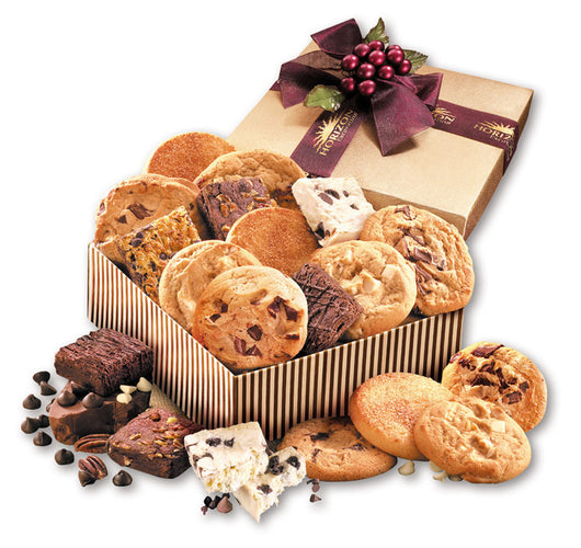 Gourmet Cookie & Brownie Box