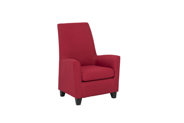Balvano Chair Red