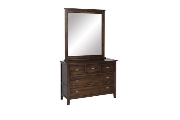 Brighton Dresser and Mirror