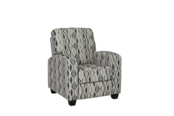 Carrara Push Recliner Beach