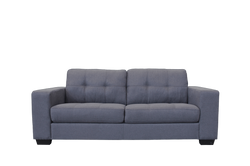 Castella 3 Seater Sofa Charcoal