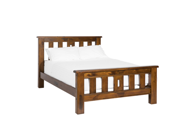 Homestead Slat Bed King