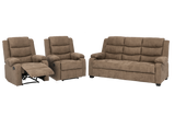 Jenny 3 Seater and 2 Recliners Lounge Suite