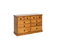 Liberty 10 Drawer Scotch Chest