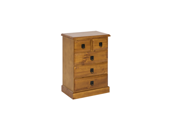 Liberty 5 Drawer Tallboy