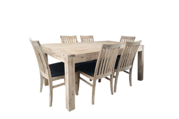 Madrid 7 Piece Dining Suite