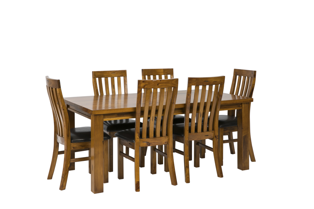 Oxford 7 piece dining suite furniture zone for Furniture zone