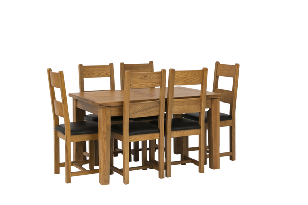 Rochester 7 Piece Dining Suite
