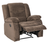 Treviso Recliner Chair Chocolate