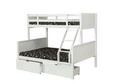 Single Double Bunk Bed
