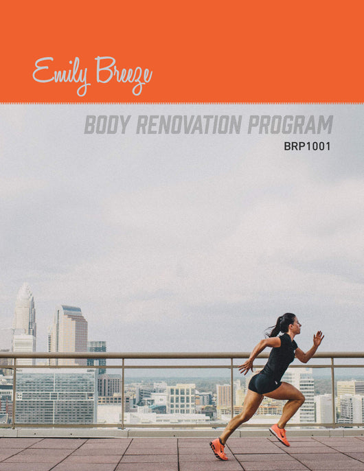 Body Renovation E-Book