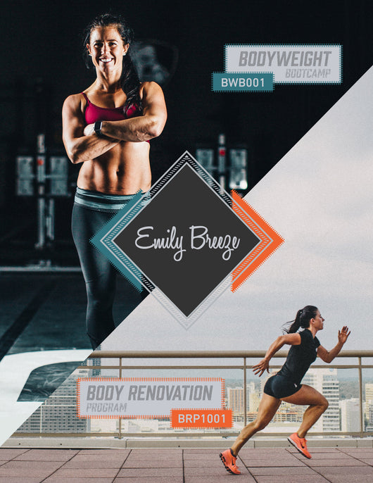Body Weight and Body Reno combo