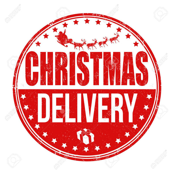 Pre-Christmas Delivery Slots