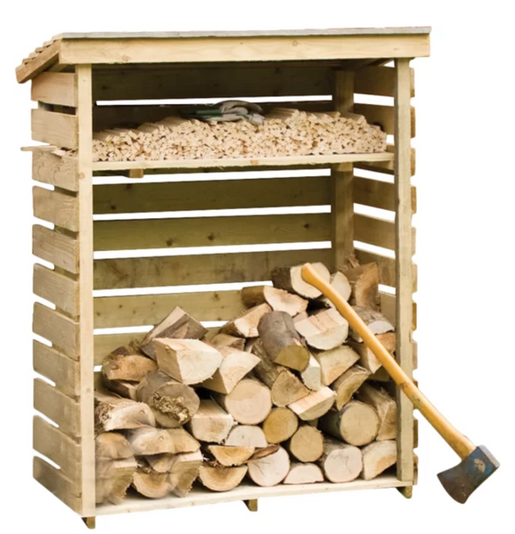 NEW RANGE of High-Quality Log Stores added...