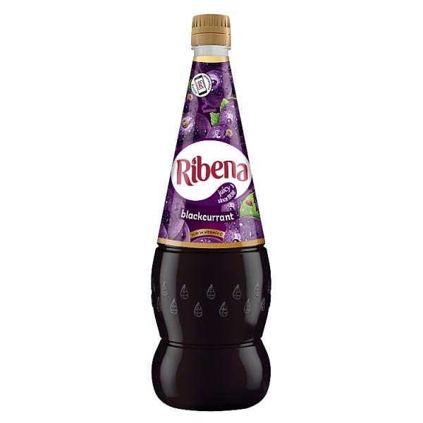 Ribena Blackcurrant Concentrate 1.5L - Seasoned Logs Surrey