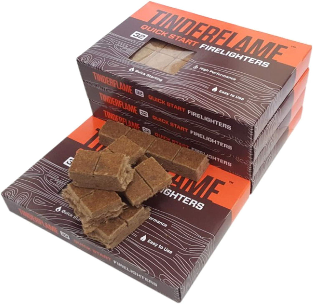 Tinder Flame FireLighters - Seasoned Logs Surrey