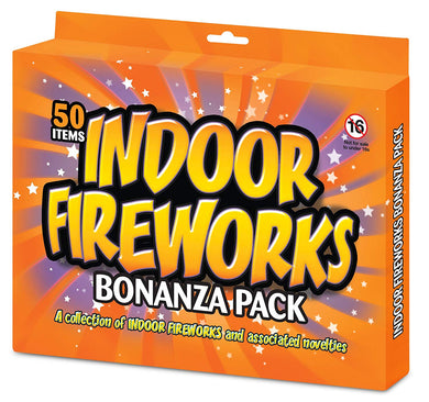 Retro Indoor Fireworks