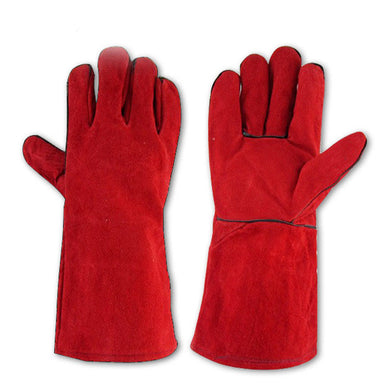 Heat Resistant Gloves - Seasoned Logs Surrey