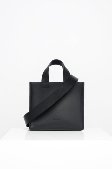 Franky Black Leather bag