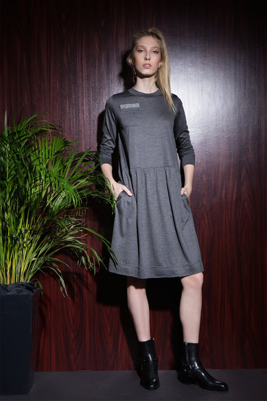 Cuaba Wool Dress