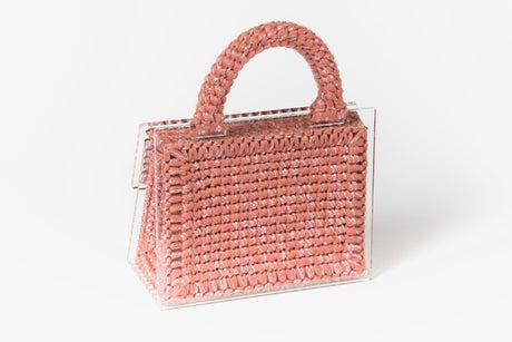 Pink Copacabana Purse