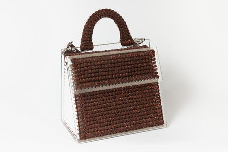 Excelsior Palace Copacabana Purse with removable strap
