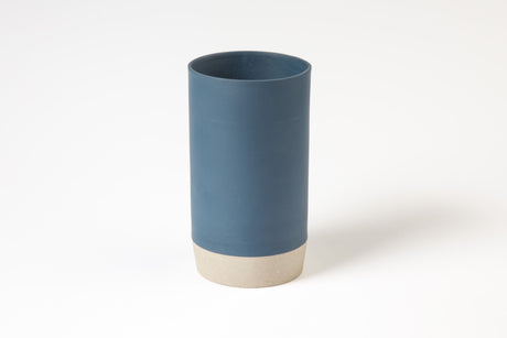 Blue porcelain vase