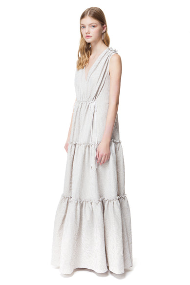 Cathrine Oversized Maxi Dress