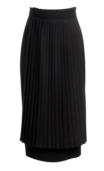 Iveta Vecmane IV_PLEATS Black one size