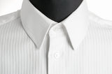 JAMES White Classic Mens Shirt