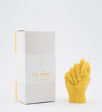 FIG HAND yellow