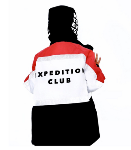 'EXPEDITION CLUB' PARKA JACKET