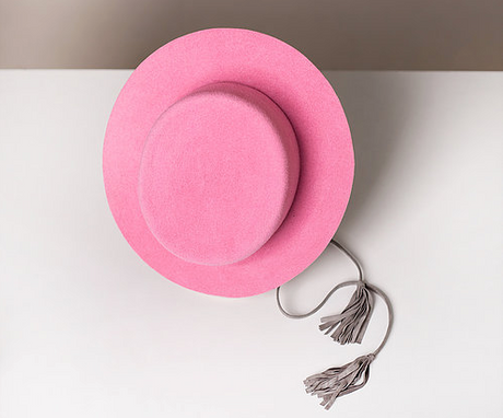 LEMONADE PINK HAT
