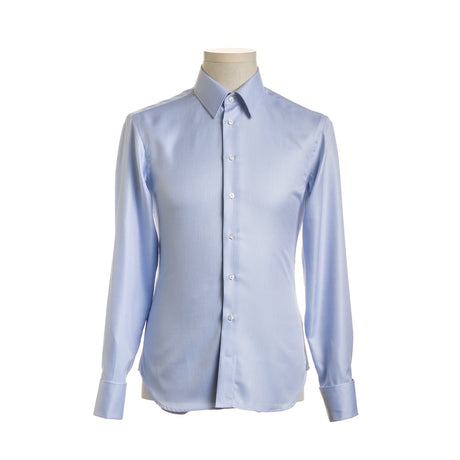 TOM Blue Classic Mens Shirt