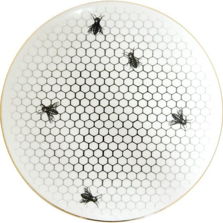 Bees All Over The Plate