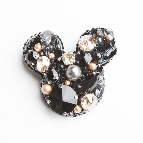 Brooch Micky Mouse