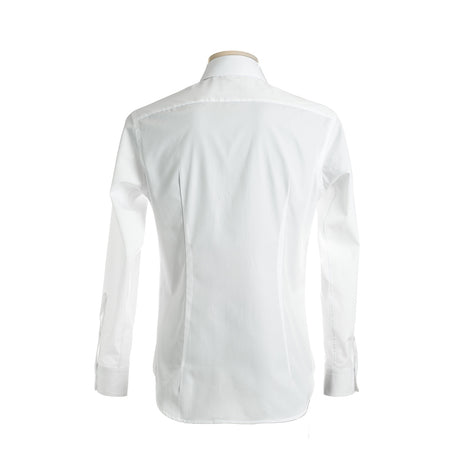 GARRY White Classic Mens Shirt