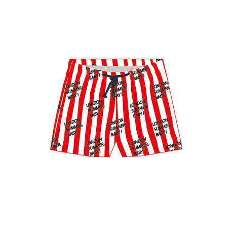 LONDON SUMMER BABY SWIM TRUNKS