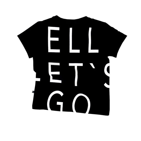 Hello let's go t-shirt