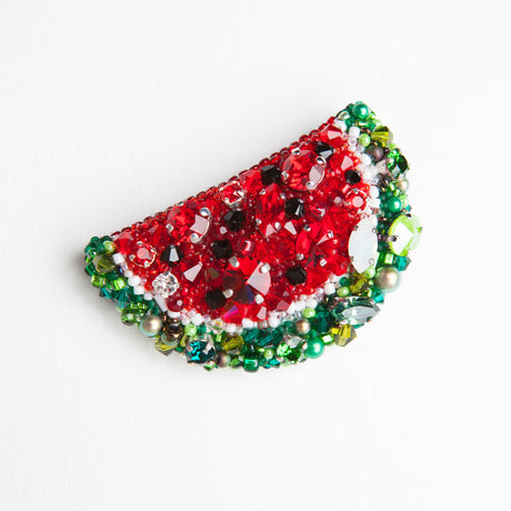 Brooch Watermelon