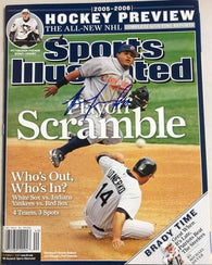 Ronnie Belliard Signed 2005 Sports Illustrated