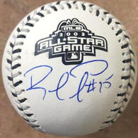 Rafael Furcal Signed 2003 All-Star Baseball - Atlanta Braves