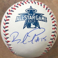 Rafael Furcal Signed 2010 All-Star Baseball - Los Angeles Dodgers