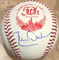 Leon Durham Signed 1983 All-Star Game ROMLB Baseball