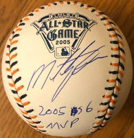 Miguel Tejada Signed 2005 All-Star Game Baseball - w/2005 ASG MVP