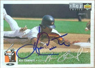 Ken Caminiti Signed 1994 Collector's Choice Silver Signature Baseball Card - Houston Astros