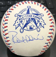 Raul Mondesi Signed 1995 All-Star Game Baseball - Los Angeles Dodgers